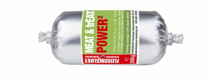Meat & trEat Power² Snack, 200g, Meatlove