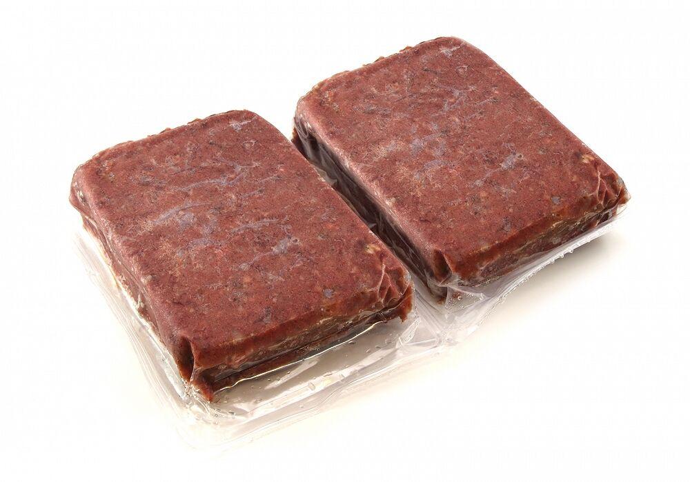 Fagyasztott darált borjúhús csonttal országos házhozszállítás barf rendelés