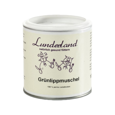 Zöldkagylópor, Lunderland, 100 g