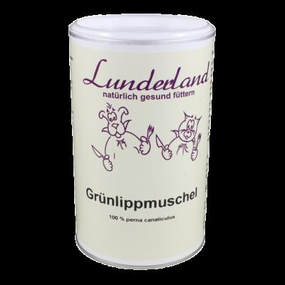Zöldkagylópor, Lunderland, 500 g