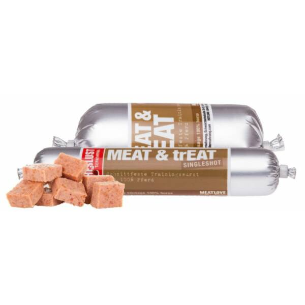 Meat & trEat LóhúsTréningfalat, 200g, Meatlove