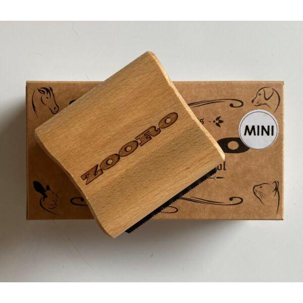 Zooro Amazing Grooming Tool szőreltávolító kefe - MINI