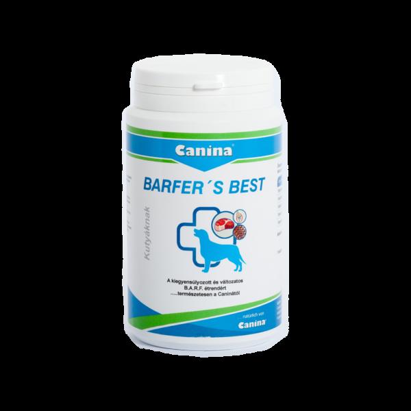 Barfer's Best, Canina