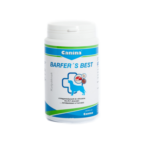 Barfer's Best, Canina