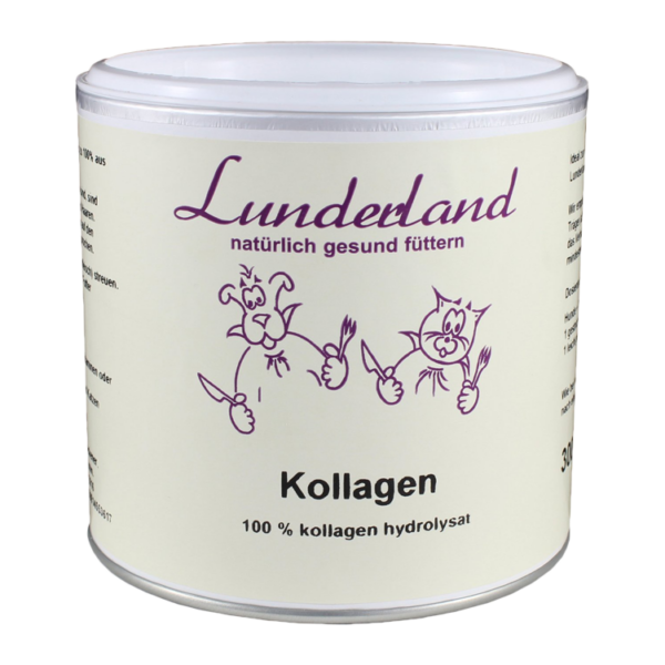 Kollagén, 300 g, Lunderland