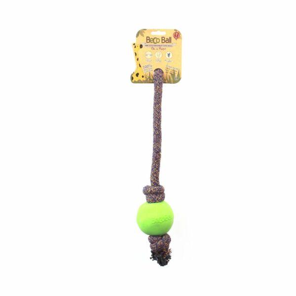 Labda kötélen, Beco, zöld, L
