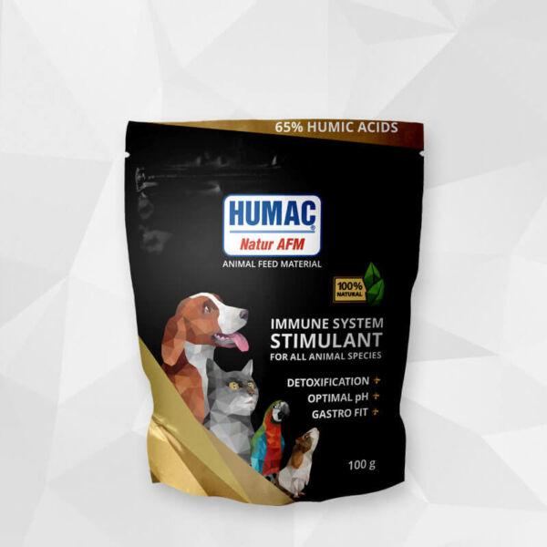 Humac Natur AFM huminsav por, 100g, HUMAC Hungary