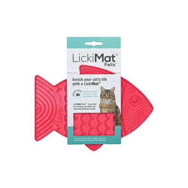 LickiMat Classic Casper, Rózsaszín
