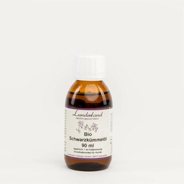 Feketeköményolaj, BIO, 90 ml, Lunderland